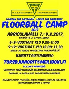 Floorball camp
